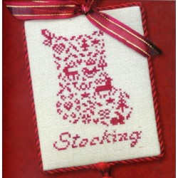 French Country Petite Stocking JBW Designs