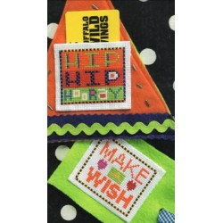 POCKET CARD PARTY HAT Amy Bruecken Designs