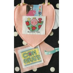 POCKET CARD SWEET BABY Amy Bruecken Designs
