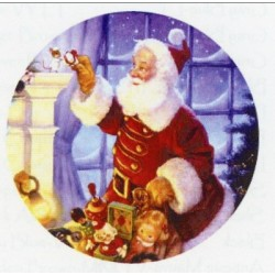 QS Santa and Mouse HAED 18