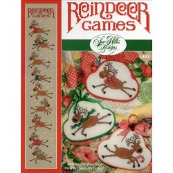 Reindeer Games Sue Hillis Designs
