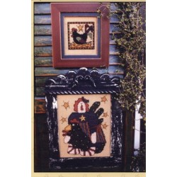 Roxie and Rooster MQCSBook3 Memes Quilts Design Company