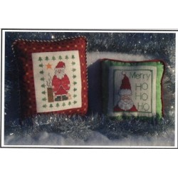 Santa Duo 2005 Pickle Barrel Designs