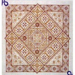 SHADES OF GOLD NORTHERN EXPRESSIONS NEEDLEWORK