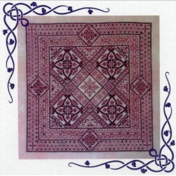 SHADES OF ROSE NORTHERN EXPRESSIONS NEEDLEWORK