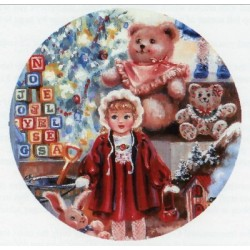 The Toy Box Ornament HAED 100