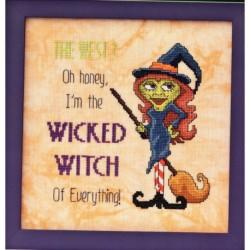 WICKED WITCH OF EVERYTHING Glendon Place Model