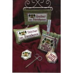 STITCHER QUILTER IN RESIDENCE FOXWOOD CROSSINGS