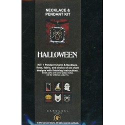 Halloween Necklace and Pendant Carousel Charts