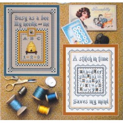 Stitches for the Needleworker Volume One