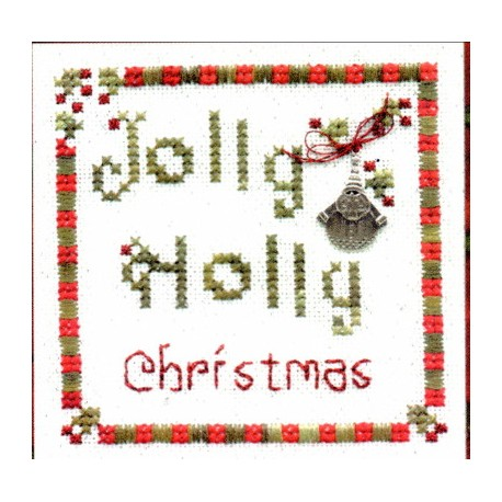 Jolly Holly Charland Designs