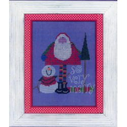So Very Merry Pattern and Embellishment Amy Bruecken Designs