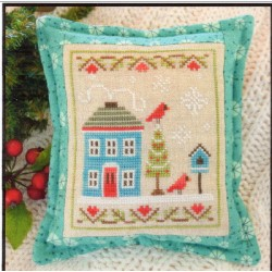 Snow Place Like Home Snow Place 4 Country Cottage Needleworks