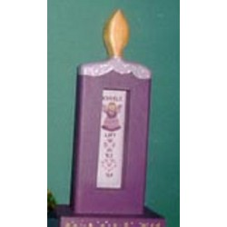 Candle Angel Poppy Kreations Frame