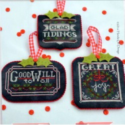 Chalkboard Ornaments Christmas Collection Part Two Hands On Designs