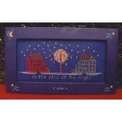 In The Still of the Night Poppy Kreations Frame