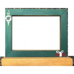 December Flip It Lizzie Kate Frame