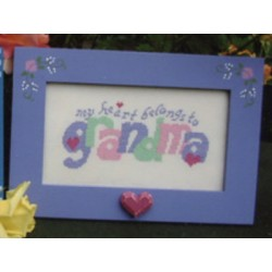 Grandma Poppy Kreations Frame