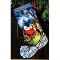 Santas Flight Stocking