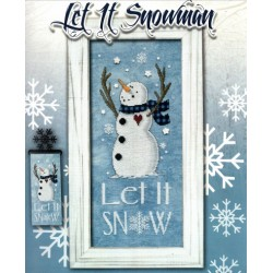 Let It Snowman Stoney Creek Collection