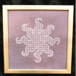 Snowflake Shimmer IX Simply OldFashioned