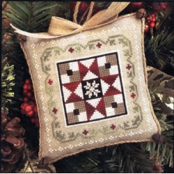 FARMHOUSE CHRISTMAS GRANDMAS QUILT Little House Needleworks