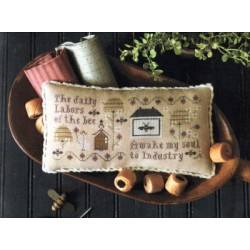 SERIAL BOWL COLLECTION OF SAMPLER LESSONS LESSON THREE Plum Street Samplers