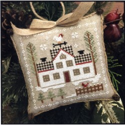 FARMHOUSE CHRISTMAS COCK A DOODLE DO Little House Needleworks