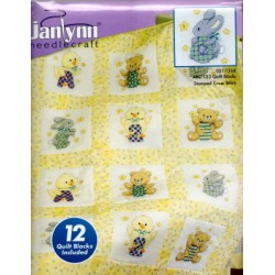 ABC 123 Quilt Blocks 0211368