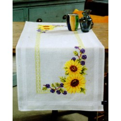 sunflowers runner 2290