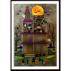 THE HAUNTED MANSION PART 3 ROOM TWO MISS WITCH Tiny Modernist