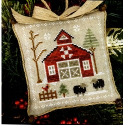 FARMHOUSE CHRISTMAS BAA BAA BLACK SHEEP Little House Nedleworks