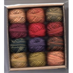 AUTUMN QUAKERS THREAD PACK Rosewood Manor