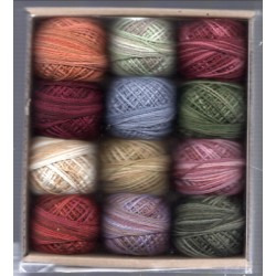 SPRING QUAKERS THREAD PACK Rosewood Manor