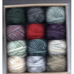 WINTER QUAKERS THREAD PACK Rosewood Manor