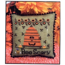 BEE SCARY Needle Bling Designs