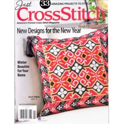 Just Cross Stitch February 2015