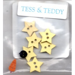 TESS AND TEDDY EMBELLISHMENTS Sisters and Best Friends