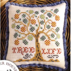 2019 FRAGMENTS IN TIME TREE OF LIFE NUMBER 3 Summer House Stitche Workes