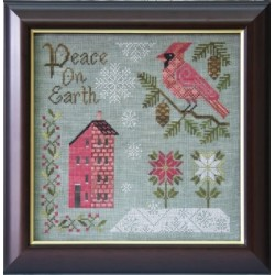 PEACE ON EARTH Cottage Garden