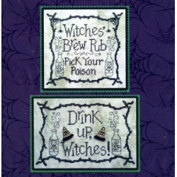 WITCHES BREW PUB Waxing Moon Designs