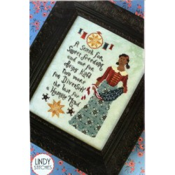 A STITCH FOR SWEET FREEDOM Lindy Stitches