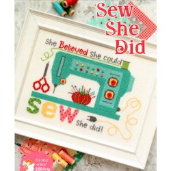 SEW SHE DID It's Sew Emma Stitchery
