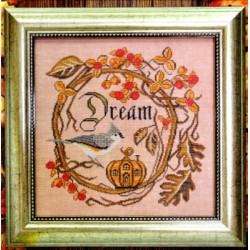 AUTUMN DREAM - THE SONGBIRDS GARDEN SERIES 11 Cottage Garden Samplings