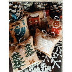 ALL THE COLORS OF CHRISTMAS The Little Stitcher