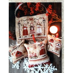 RED CHRISTMAS The Little Stitcher