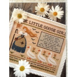 THE LITTLE GOOSE GIRL The Little Stitcher