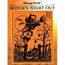 WITCHS NIGHT OUT 442 Stoney Creek Collection