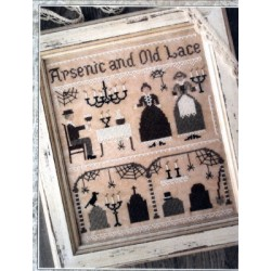 ARSENIC AND OLD LACE The Little Stitcher