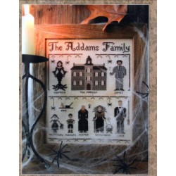 THE ADDAMS FAMILY The Little Stitcher
